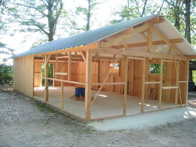 structure bois artisans bois morvan. Black Bedroom Furniture Sets. Home Design Ideas